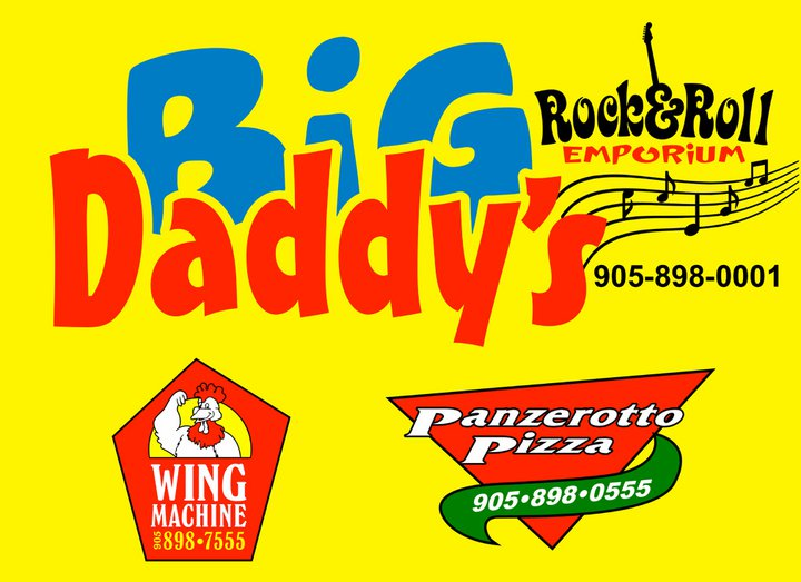 Big Daddy's Newmarket Ontario